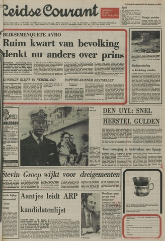 Leidse Courant 1976-08-28