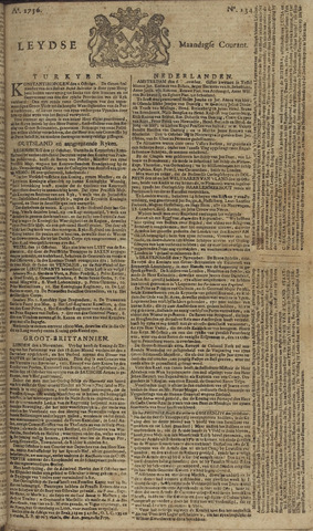 Leydse Courant 1756-11-08