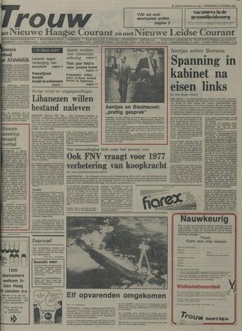 Nieuwe Leidsche Courant 1976-10-21