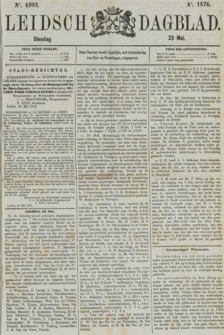 Leidsch Dagblad 1876-05-23