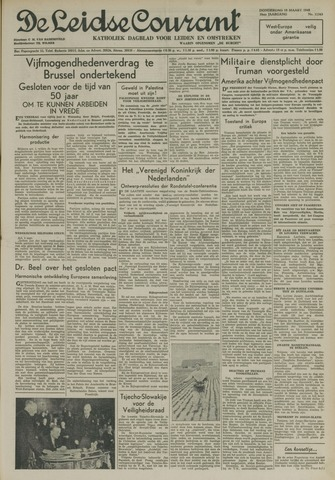 Leidse Courant 1948-03-18