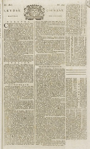 Leydse Courant 1817-10-06