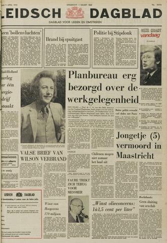 Leidsch Dagblad 1974-04-09