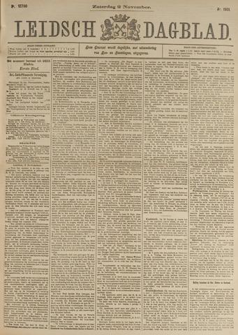 Leidsch Dagblad 1901-11-02