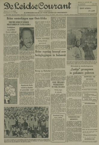 Leidse Courant 1964-01-21