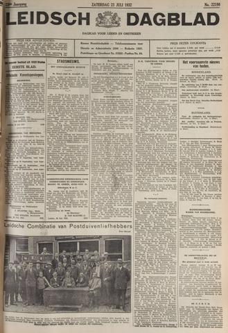 Leidsch Dagblad 1932-07-23