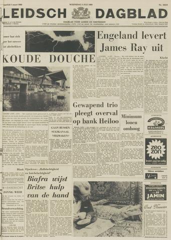 Leidsch Dagblad 1968-07-03