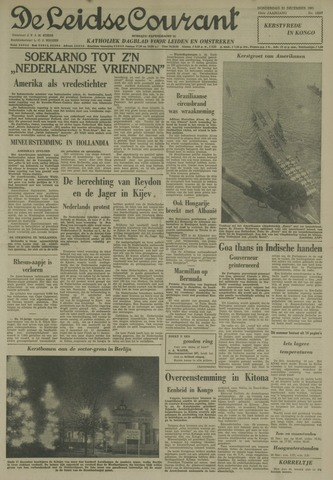 Leidse Courant 1961-12-21