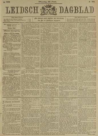Leidsch Dagblad 1904-06-21