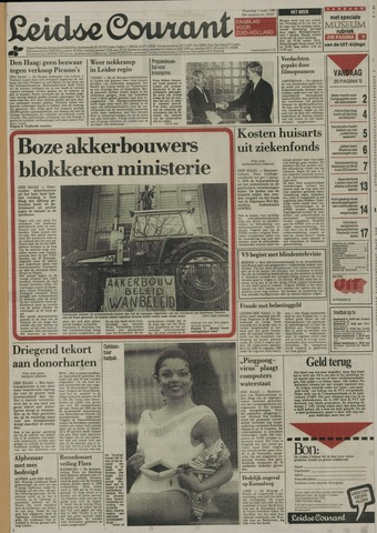 Leidse Courant 1989-03-01