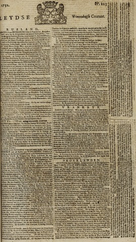 Leydse Courant 1751-10-13