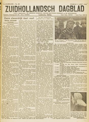 Zuidhollandsch Dagblad 1944-04-10
