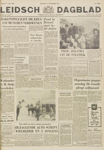 Leidsch Dagblad 1962-09-17