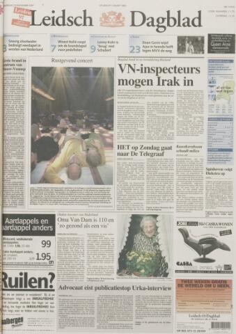 Leidsch Dagblad 1997-11-20