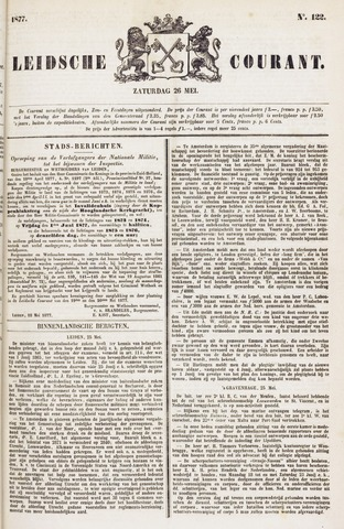 Leydse Courant 1877-05-26