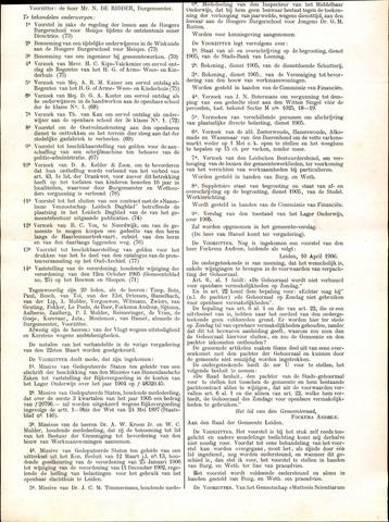 Handelingen van de Raad 1906-04-12
