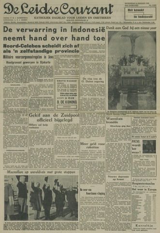 Leidse Courant 1958-01-08