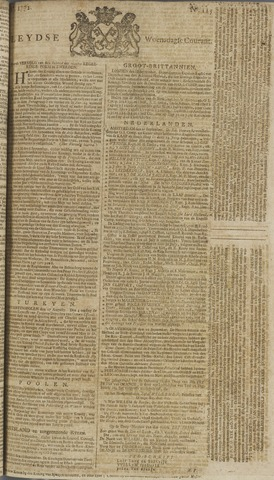 Leydse Courant 1772-09-23
