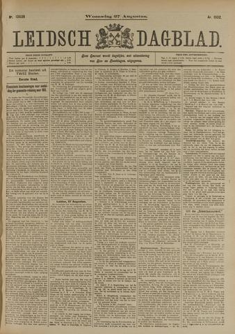 Leidsch Dagblad 1902-08-27