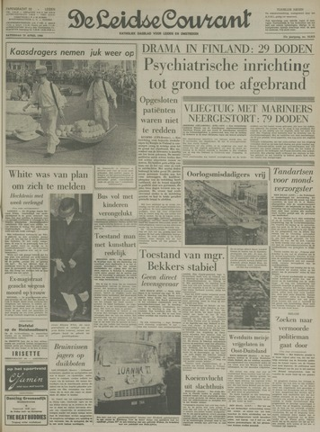 Leidse Courant 1966-04-23