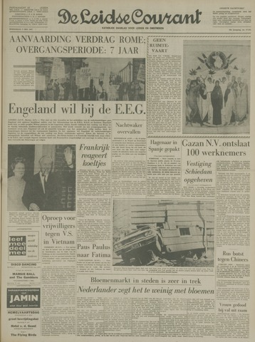 Leidse Courant 1967-05-03