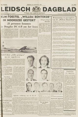 Leidsch Dagblad 1954-08-24