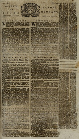 Leydse Courant 1811-08-23