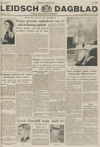 Leidsch Dagblad 1955-03-19
