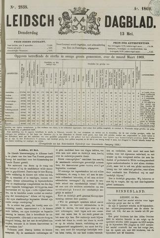 Leidsch Dagblad 1869-05-13