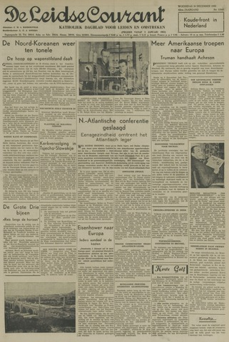 Leidse Courant 1950-12-20