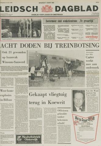 Leidsch Dagblad 1980-07-25