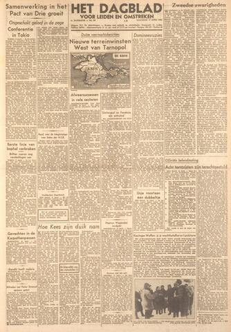 Dagblad voor Leiden en Omstreken 1944-04-17