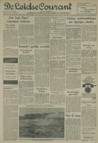 Leidse Courant 1962-01-12