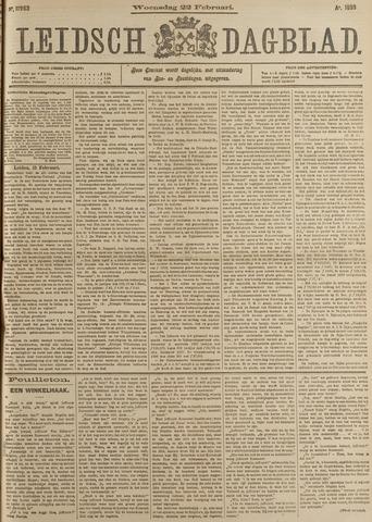 Leidsch Dagblad 1899-02-22