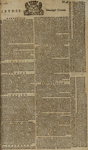 Leydse Courant 1751-08-16