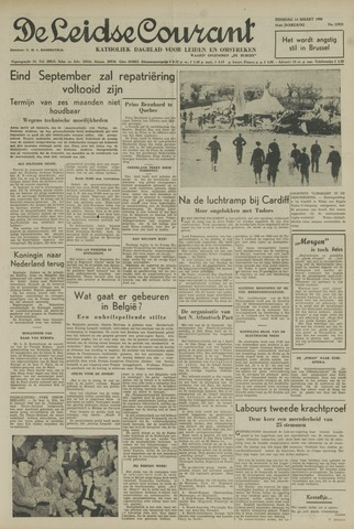 Leidse Courant 1950-03-14