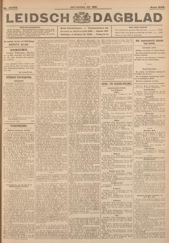 Leidsch Dagblad 1926-05-22