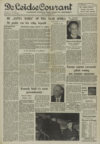 Leidse Courant 1961-01-26