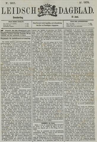 Leidsch Dagblad 1876-06-15