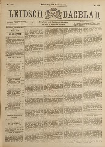 Leidsch Dagblad 1899-11-13