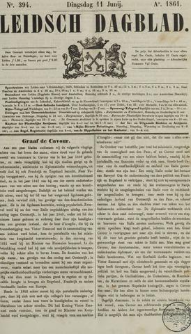 Leidsch Dagblad 1861-06-11