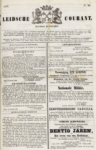 Leydse Courant 1872-01-29