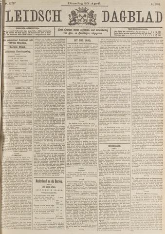 Leidsch Dagblad 1916-04-25