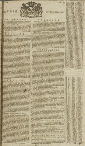 Leydse Courant 1772-06-19