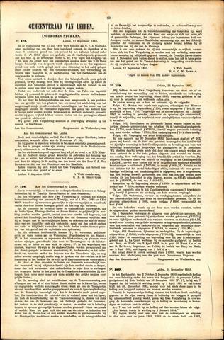 Handelingen van de Raad 1883-09-17