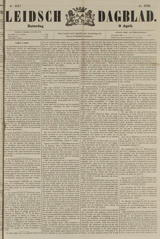 Leidsch Dagblad 1870-04-09