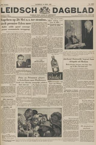 Leidsch Dagblad 1955-04-16
