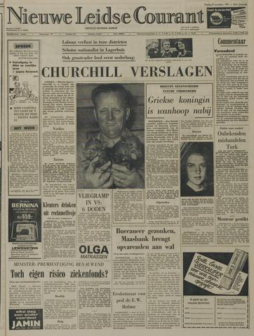Nieuwe Leidsche Courant 1967-11-03