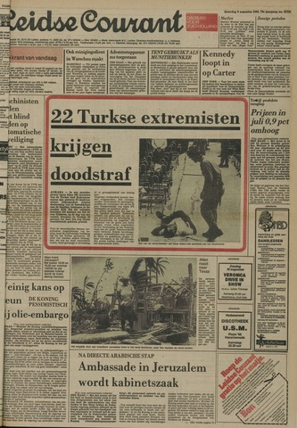 Leidse Courant 1980-08-09