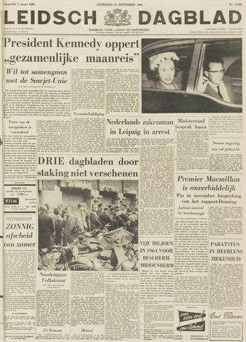 Leidsch Dagblad 1963-09-21